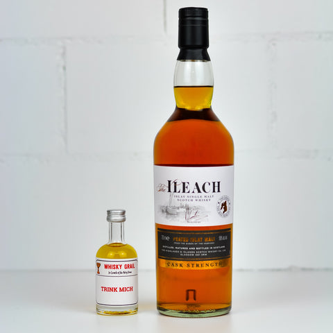 The Ileach Cask Strength - Whisky Grail
