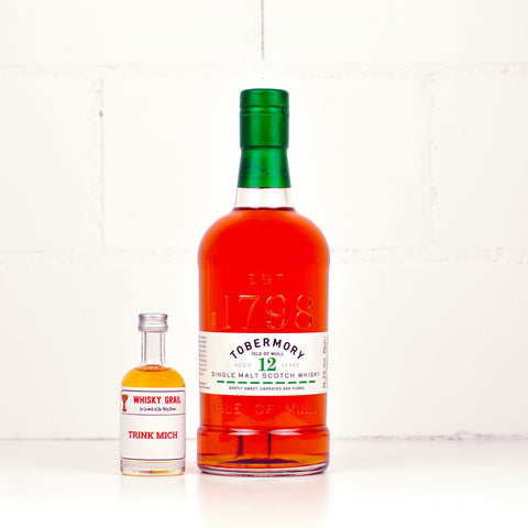 Tobermory 12 Years <br>5cl