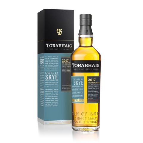 Torabhaig The Legacy Series 2017 (Inaugural Release) 5cl - Whisky Grail