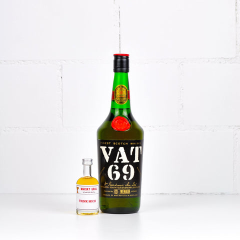 VAT 69 1970s - Whisky Grail