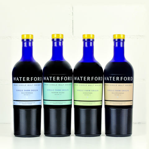 Waterford Whisky Set <br> 4x5cl
