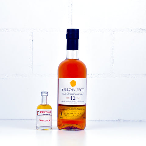 Yellow Spot<br>Whiskey<br>5cl