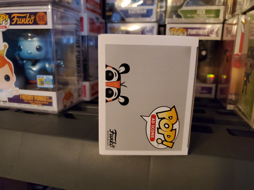 Funko Pop! Ad Icons Flocked Tony The Tiger LE2000 Funko Shop Exclusive