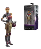 Star Wars The Black Series Sabine Wren 6-Inch Action Figure Coming in August 2020