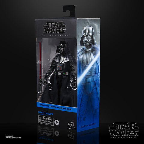 Star Wars The Black Series The Empire Strikes Back Darth Vader Coming in August 2020