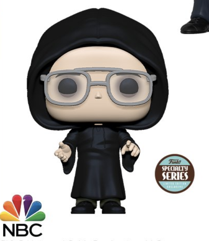 Pop! The Office - Dwight as Dark Lord (Specialty Series) Coming Late 2020