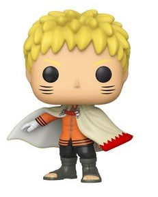 DAMAGED: Boruto: Naruto Next Generations Naruto Hokage Pop! Vinyl Figure - AAA Anime Exclusive