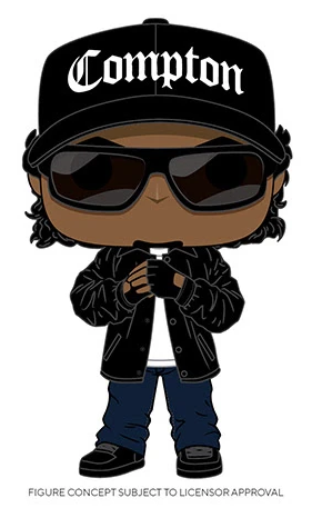 Eazy-E Pop! Vinyl Figure Coming in May 2020