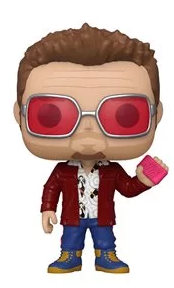 Fight Club Tyler Durden and Buddy Pop! Vinyl Figure Coming in May 2020