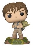 Star Wars: Empire Strikes Back Training Luke with Yoda Pop! Vinyl Figure Coming in April 2020