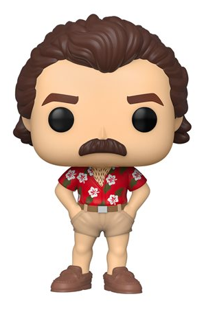 Magnum P.I. Thomas Magnum Pop! Vinyl Figure Coming in May 2020
