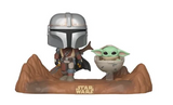 Star Wars: The Mandalorian and Child Pop! Vinyl Television Moment Coming in September 2020
