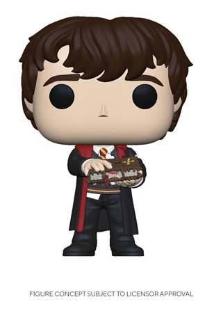 Harry Potter Neville with Monster Book Pop! Vinyl Figure Coming in May 2020