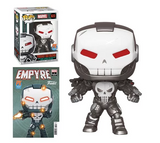 Marvel Punisher War Machine Pop! Vinyl Figure - Previews Exclusive Comic Bundle Coming in May