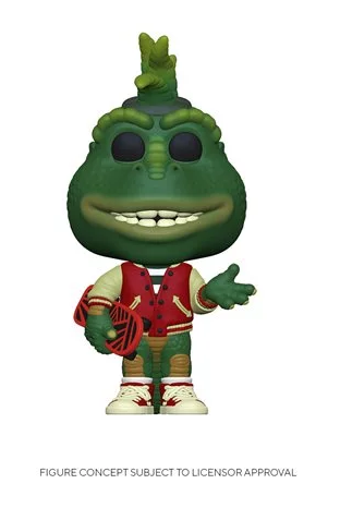 Dinosaurs Robbie Sinclair Pop! Vinyl Figure Coming in April 2020