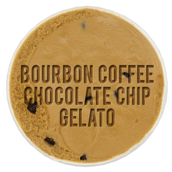 Bourbon Coffee Chocolate Chip Gelato