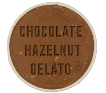 Chocolate Hazelnut Gelato