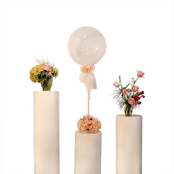 The Flowered Tulle centerpiece
