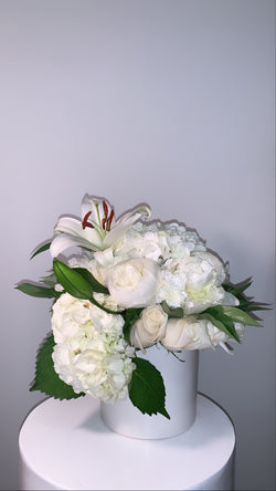 VIP flower centerpiece