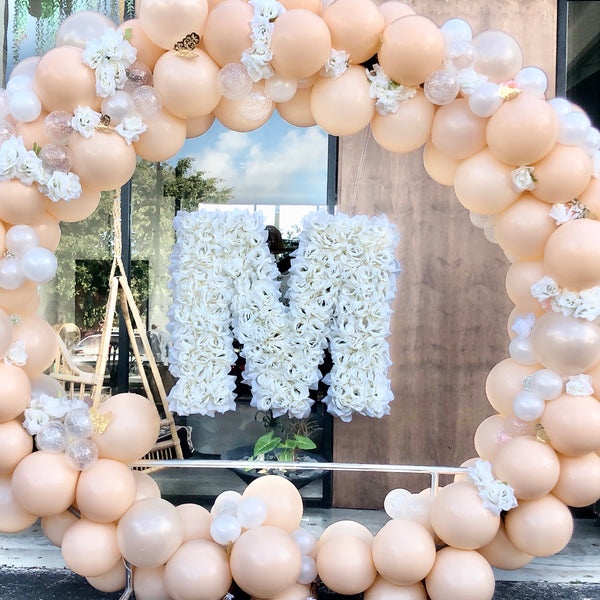 Circle Balloon Backdrop