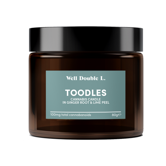 Toodles Cannabis Candle