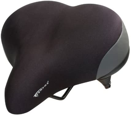 Serfas Tailbones Cruiser Comfort Bicycle Saddle - TB-40C