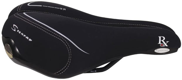Serfas RX-921L Road/MTB Comfort RX Saddle - Men's