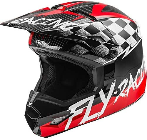 Fly Racing 2021 Youth Kinetic Helmet - Sketch