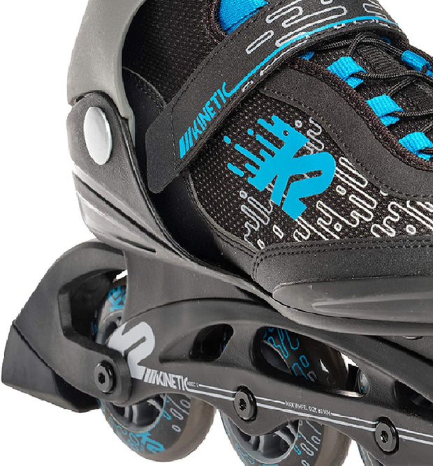 K2 Skate Men's Kinetic 80 Pro Inline Skate