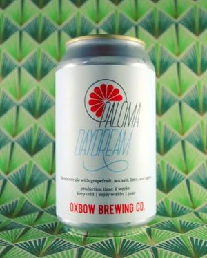 Oxbow Brewery - Paloma Daydream Farmhouse Ale NEW ARRIVAL
