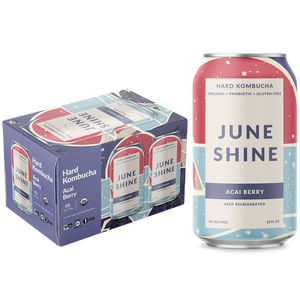 Juneshine - Acai Berry Hard Kombucha