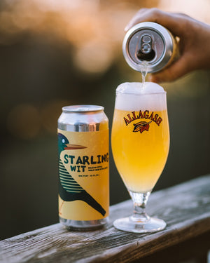 Allagash Brewing Co - Starling Witbier