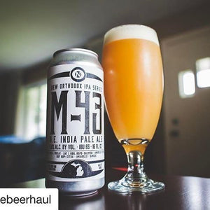 Old Nation Brewing - M-43 NE IPA
