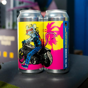 Tripping Animals Brewing Co - Rat Tail Jackman III NE IPA NEW ARRIVAL