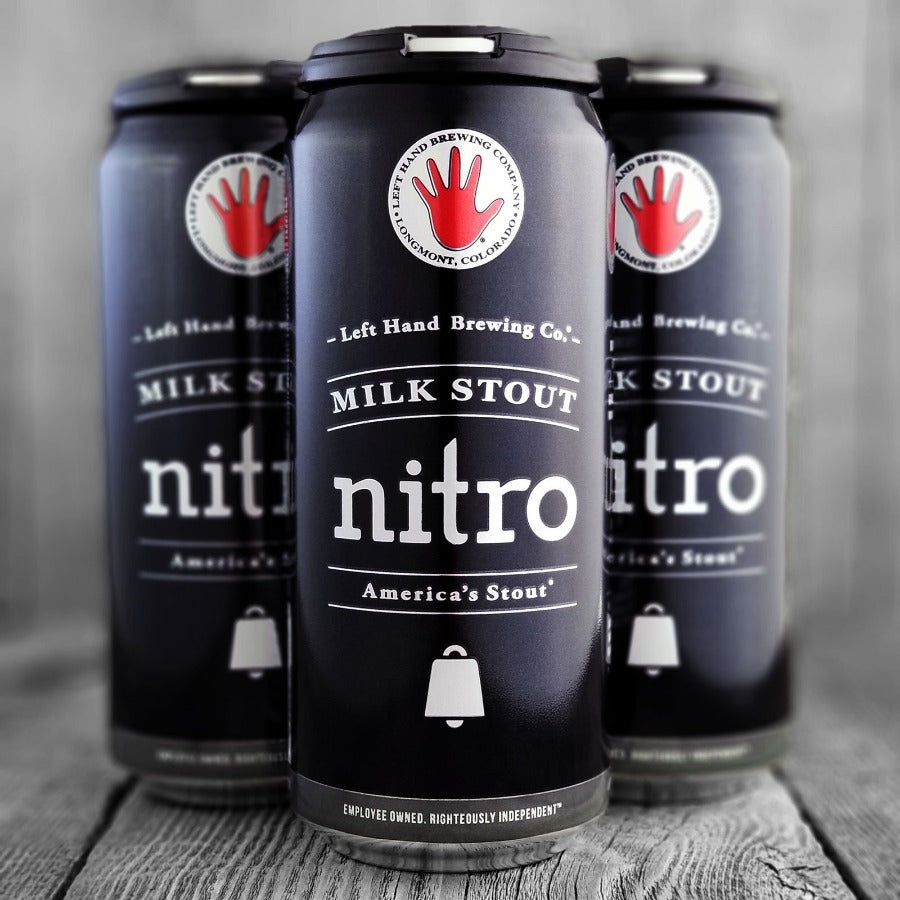 Left Hand Brewing - Milk Stout Nitro