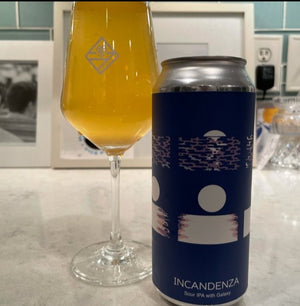 Hudson Valley Brewery - Incandenza Sour IPA NEW ARRIVAL