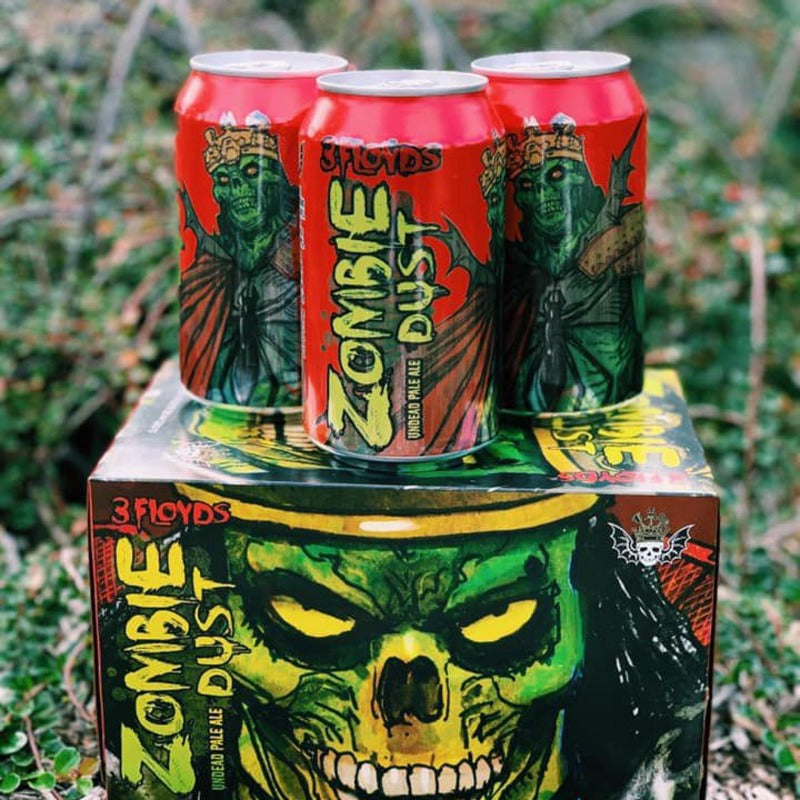 3 Floyds Brewery - Zombie Dust Pale Ale