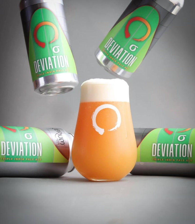 Equilbrium Brewing - Deviation III IPA NEW ARRIVAL
