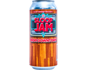 Sloop Brewing Co - JAM: From Downtown! Sour NEW ARRIVAL