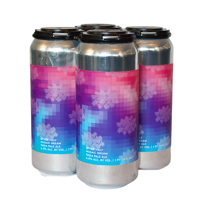 Other Half Brewing Co - Mosaic Dream IPA NEW ARRIVAL