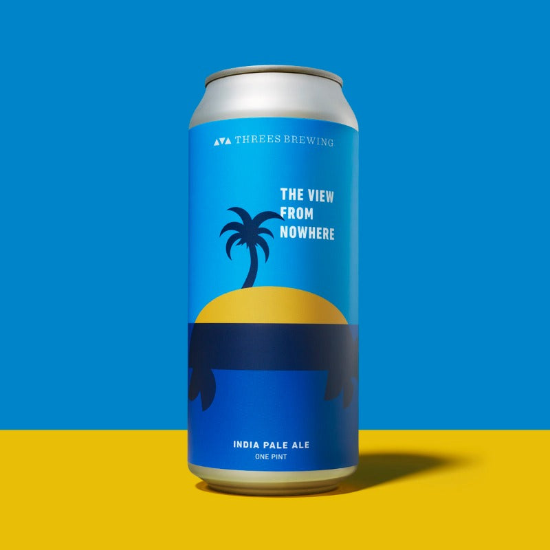 Threes Brewing - The View From Nowhere IPA NEW ARRIVAL