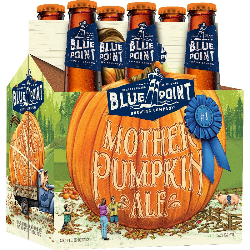 Blue Point Brewing - Mother Pumpkin Ale