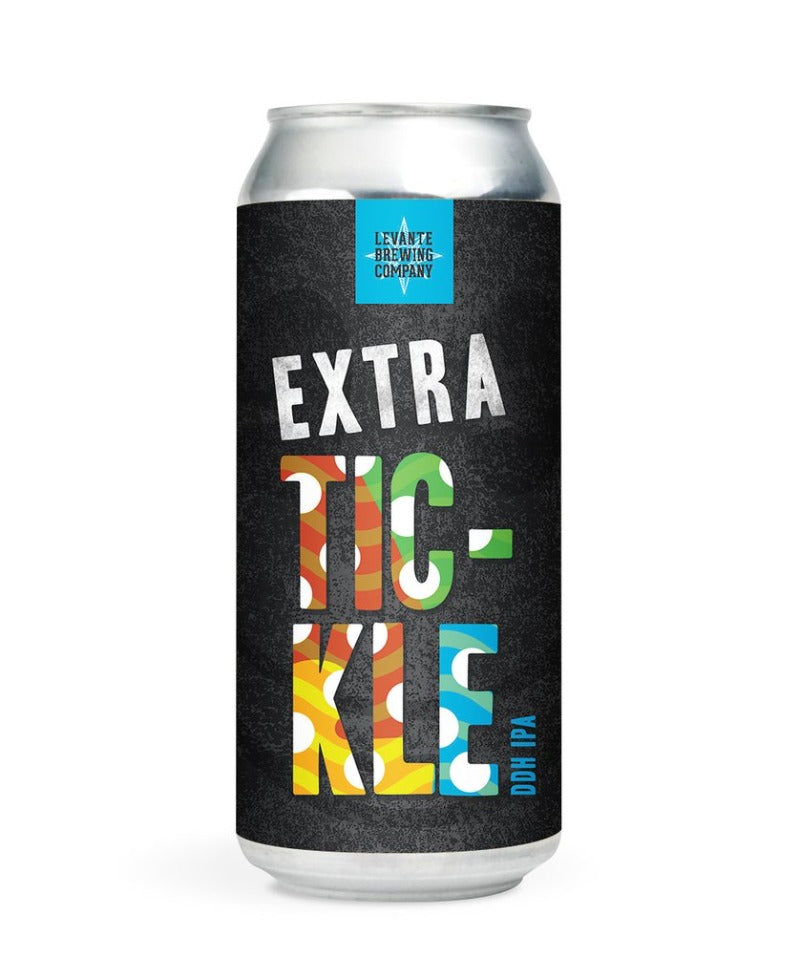 Levante Brewing Co - Extra Tickle Parts NE IPA NEW ARRIVAL