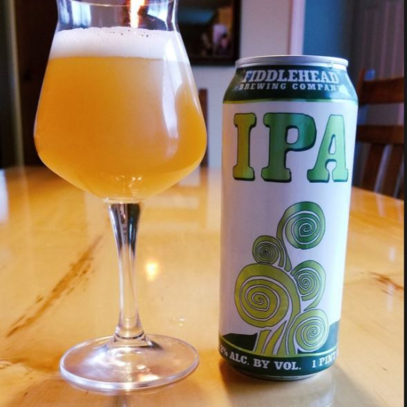 Fiddlehead Brewing - IPA CANS