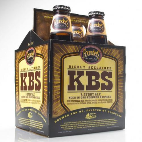 Founders Brewing - KBS Stout