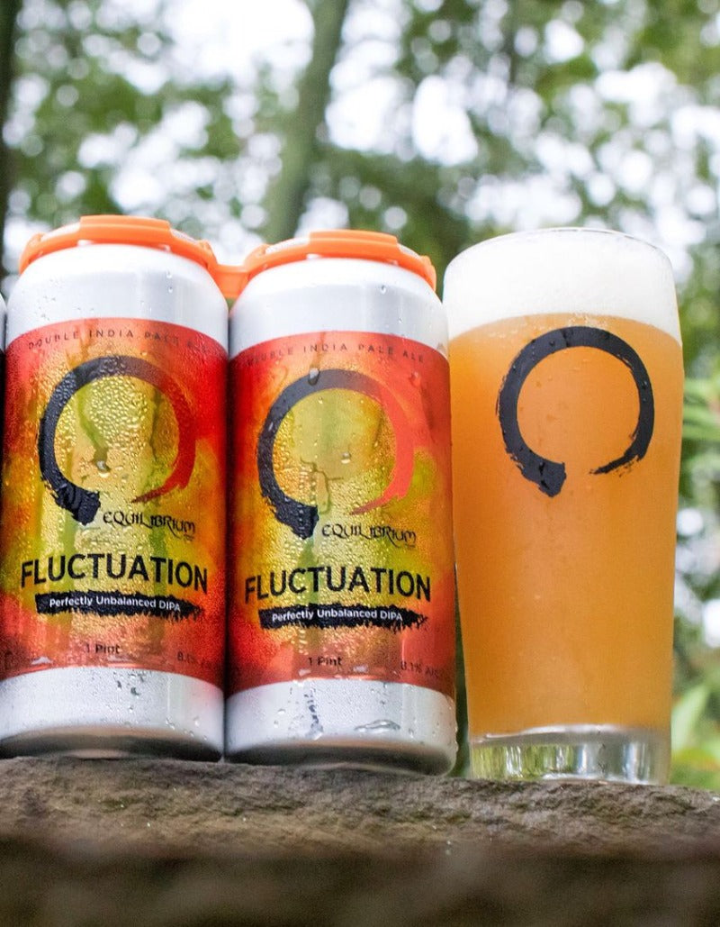 Equilibrium Brewery - Fluctuation II IPA