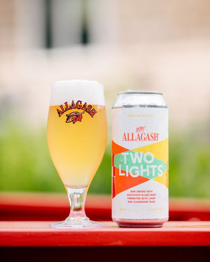 Allagash Brewing Co - Two Lights Grape Ale