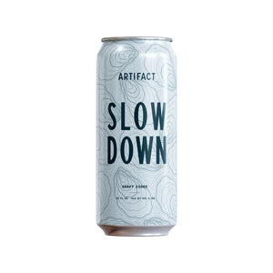 Artifact Cider Project - Slow Down Dry Cider NEW ARRIVAL