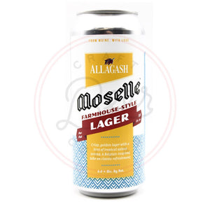 Allagash Brewing Co - Moselle Pale Lager