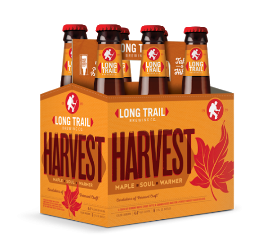 Long Trail Brewery - Harvest Brown Ale NEW ARRIVAL